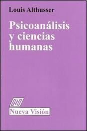 Althusser_PSYCHANALYSE ET SCIENCES HUMAINES_cover Arg