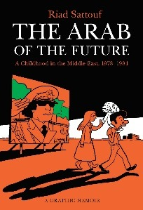Arab of the Future USA cover