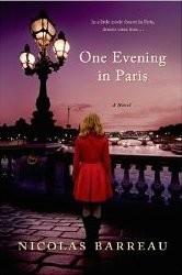 Barreau_One evening in Paris_USA-Cover