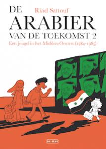 Sattouf_ARAB OF THE FUTURE vol. 2_Netherlands_De Geus_December 2015