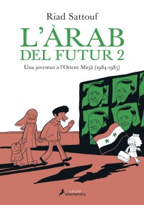 Sattouf_The Arab of the Future_vol 2_Catalan_Salamandra_March 2016