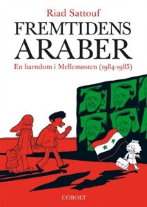 THE ARAB OF THE FUTURE 2_Danish Cover