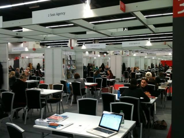 2 Seas Agency foreign rights representation at the Frankfurt Book Fair 2013