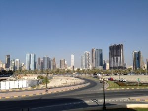 Skyline Sharjah
