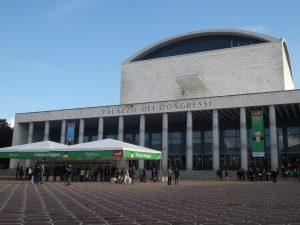 Più Libri Più Liberi at Palazzo dei Congressi in Rome