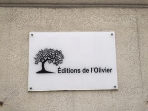 Editions de L'Olivier: A good European publishing house