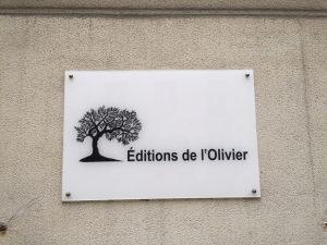 Editions de L'Olivier: A good European publishing house