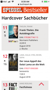 German book market