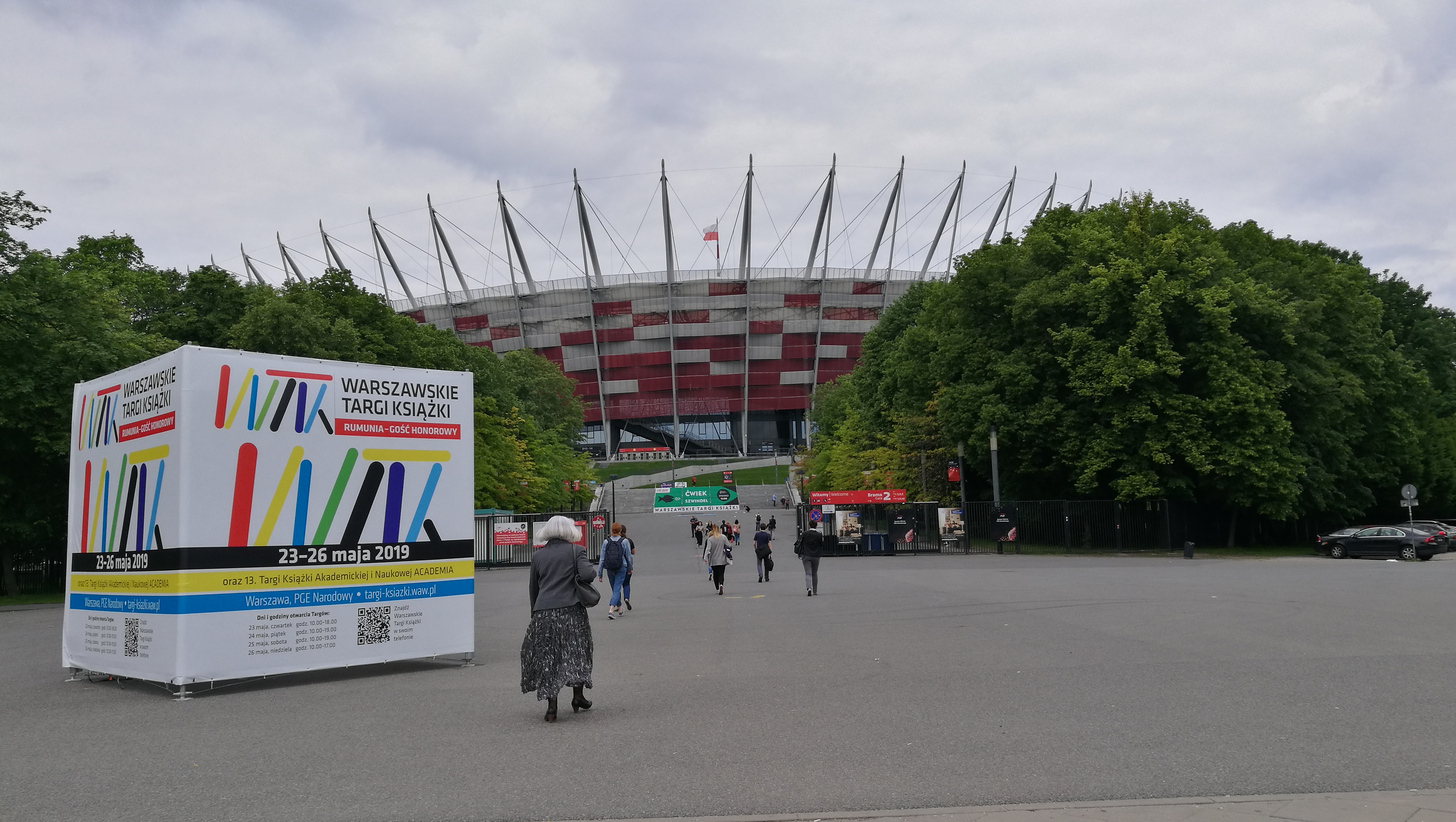 2 Seas Agency Explores The 2019 Warsaw Book Fair