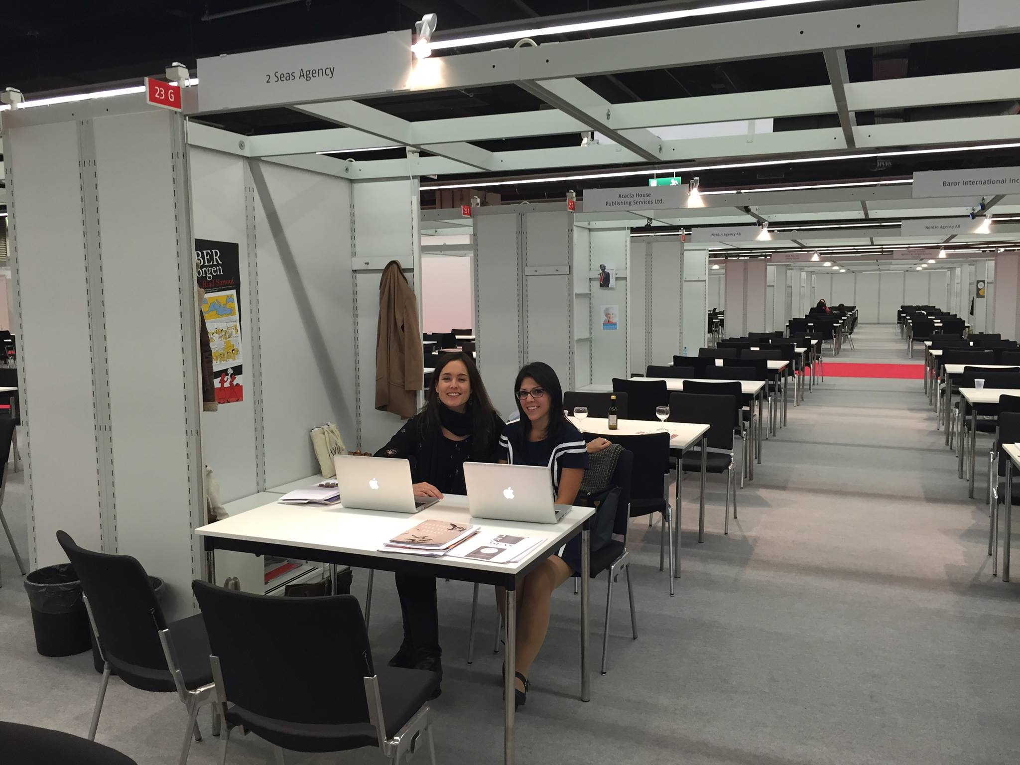 2 Seas Foreign Rights Agent at Frankfurt Book Fair 2015