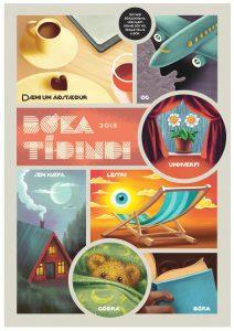 2015 Bókatíðindi (book catalog)