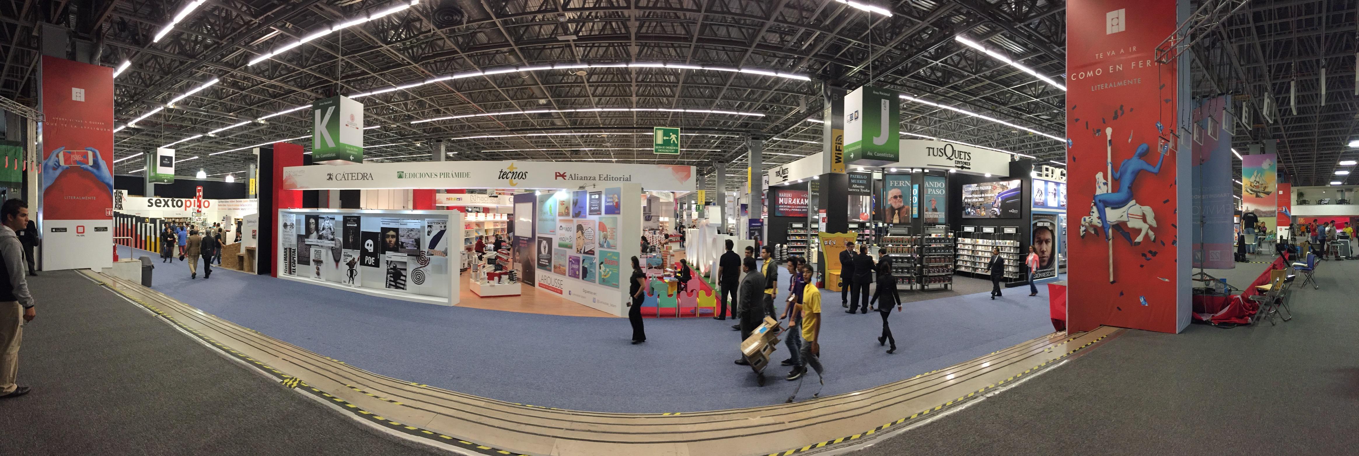 Latin American publishing