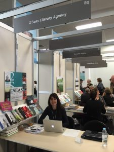 Day 1 at the LBF: Bring it on!