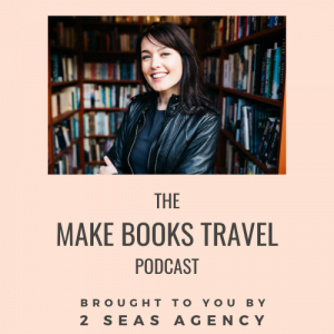 Make Books Travel Podcast