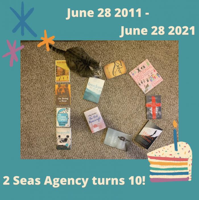 literary agency