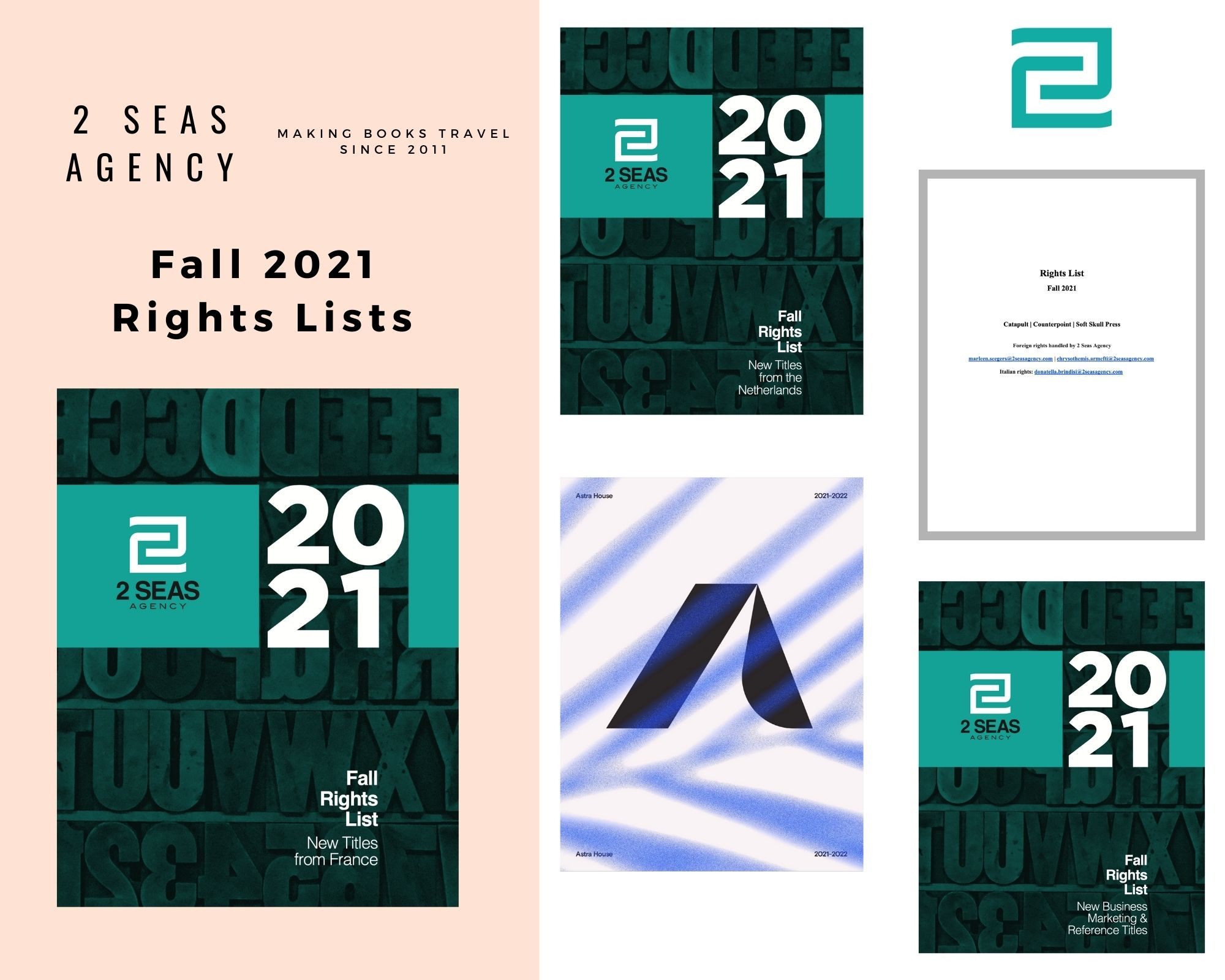 fall 2021 rights lists